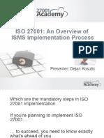 ISO 27001 Document.