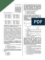 Evaluacion Noveno Rita Cuarto Periodo - Taxonomia y Sistematica