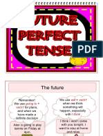 Future Perfect for Class