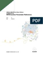 BTS3900&BTS5900 V100R013C10SPC260 RFAFunction Parameter Reference