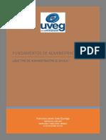 Fundamentos de Administracion V2