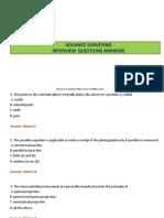 Advanced Surveying and GIS MCQS