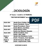 Sociología 2P 3T