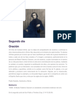 2º novena en honor al beato Federico Ozanam -  dia segundo.docx