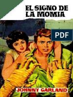 SIP43 Johnny Garland - El Signo de La Momia