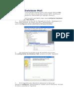 Configurar Database Mail