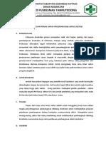 5.1.4.6. Kerangka Acuan Peran Lintas Program Dan Lintas Sektor Dalam Upaya Puskesmas