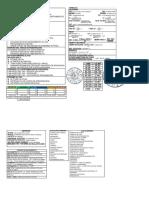 informacion aeronautica listas de chequeos
