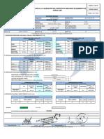 Certificación Lmi 03 Equipo t2327 Cac