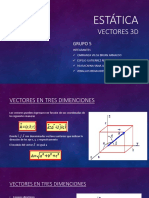 ESTATICA Vectores 3D.pptx