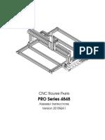 Planos de Maquina Cnc Router