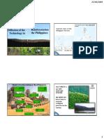 ENVI 11 Chapter 2. Rainforestation Technology