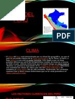 Clima del Perú.pptx