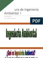 1. Asignatura de Ingeniería Ambiental I.pptx