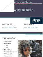 Poverty In India PPT.ppt