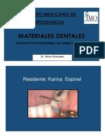 Desgaste Interproximal de Esmalte Dental (2)