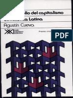 86761191 Agustin Cueva El Desarrollo Del Capitalismo en Americ Latina Capitulos 1 y 2