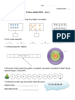 Evaluare Initiala Mate Clasa i Simi (1)