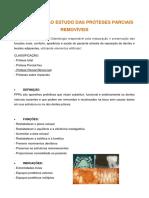 Resumo Protese parcial removivel