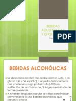 Bebidas Adulteradas y Etiquetado