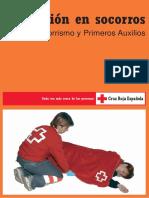 Formación en Socorros- Socorrismo y Primeros Auxilios