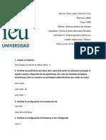 Sistema Operativo GNU-Linux ( Jose Dela Cruz Perez Lopez)