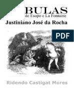 Fábulas - Justiniano José Da Rocha