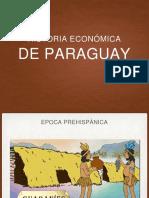 Paraguay historia economica
