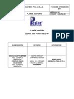 Aud- Pa-001 Plan de Auditoria Empresa Peslac s.a.s. (1)