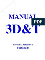 Manual 3D&T - Revisado Ampliado e Turbinado