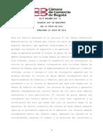 REGISTROS CAMARA DE COMERCIO BOGOTA