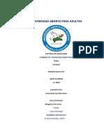 TAREA I Formacion de Directivos.