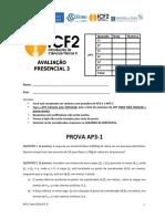 AP3 - ICF2 - 2018.1 (Prova).pdf