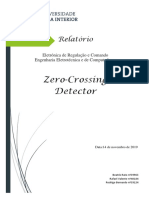 Zero Cross Detector Design