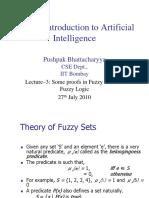 Fuzzy Logic Proofs