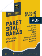 Psb Tk.2 d3 Pajak 2018