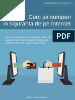 eBook Cum Sa Cumperi in Siguranta de Pe Internet