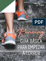 Guia Basica Para Empezar a Correr Running eBook 2