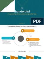 Group 2 Thunderbird