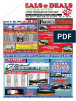Steals & Deals Central Edition 11-28-19