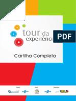Economia Da Experiência Turistica Sebrae