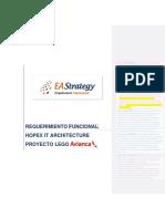 DOF-AV-AR- Requerimiento Funcional Brecha 2 Arquitectura
