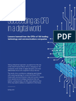 Succeeding as Cfo in a Digital World