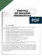 Cinética de reação enzimática