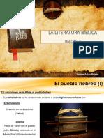 02.- La Literatura Bíblica - ALUMNO