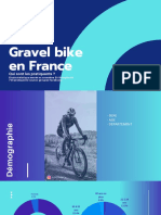 Gravel Bike en France - Qui Sont Les Pratiquants ?