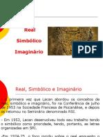 Aula Real Simbolico Imaginario