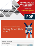 Ic&i - Semana 14 - Estrategia-competividad-Innovacion