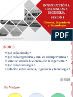 Ic&i - Semana 01 - Ciencia Ingenieria y Tecnologia