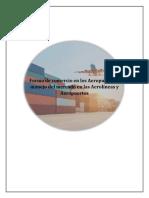 Forma de Comercio en Los Aeropuertos y Manejo Del Mercado en Las Aerolíneas y Aeropuertos